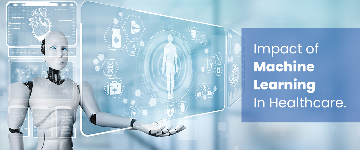 Impact of Machine Learning In Healthcare.
